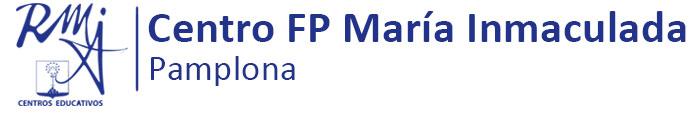 Resultado de imagen de CFP Mª Inmaculada en Pamplona